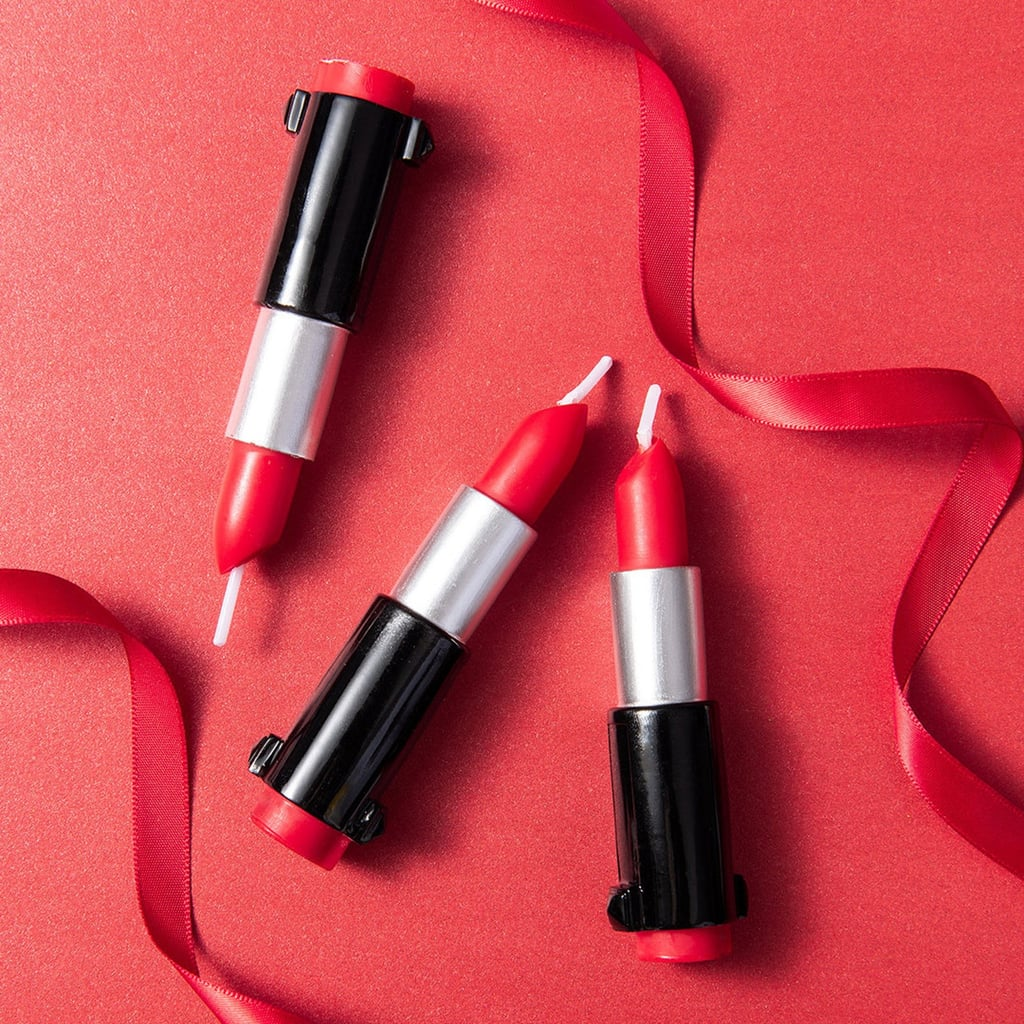 Red Lipstick Candles
