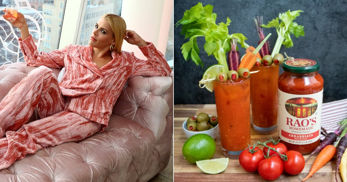Busy Philipps's Bloody Mary Recipe Includes a Secret Ingredient You Didn't See Coming