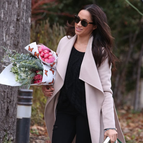 Meghan Markle Out in Toronto December 2016