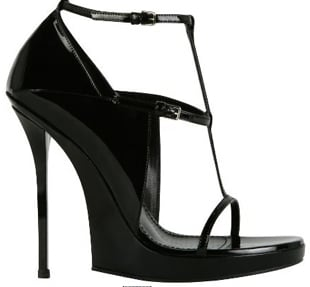 Yves Saint Laurent Fatale T-Strap Sandal: Love It or Hate It?