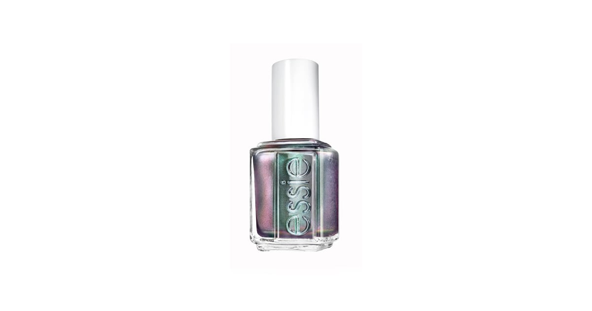 Essie For the Twill of It ($8) is a multifaceted metallic that ...