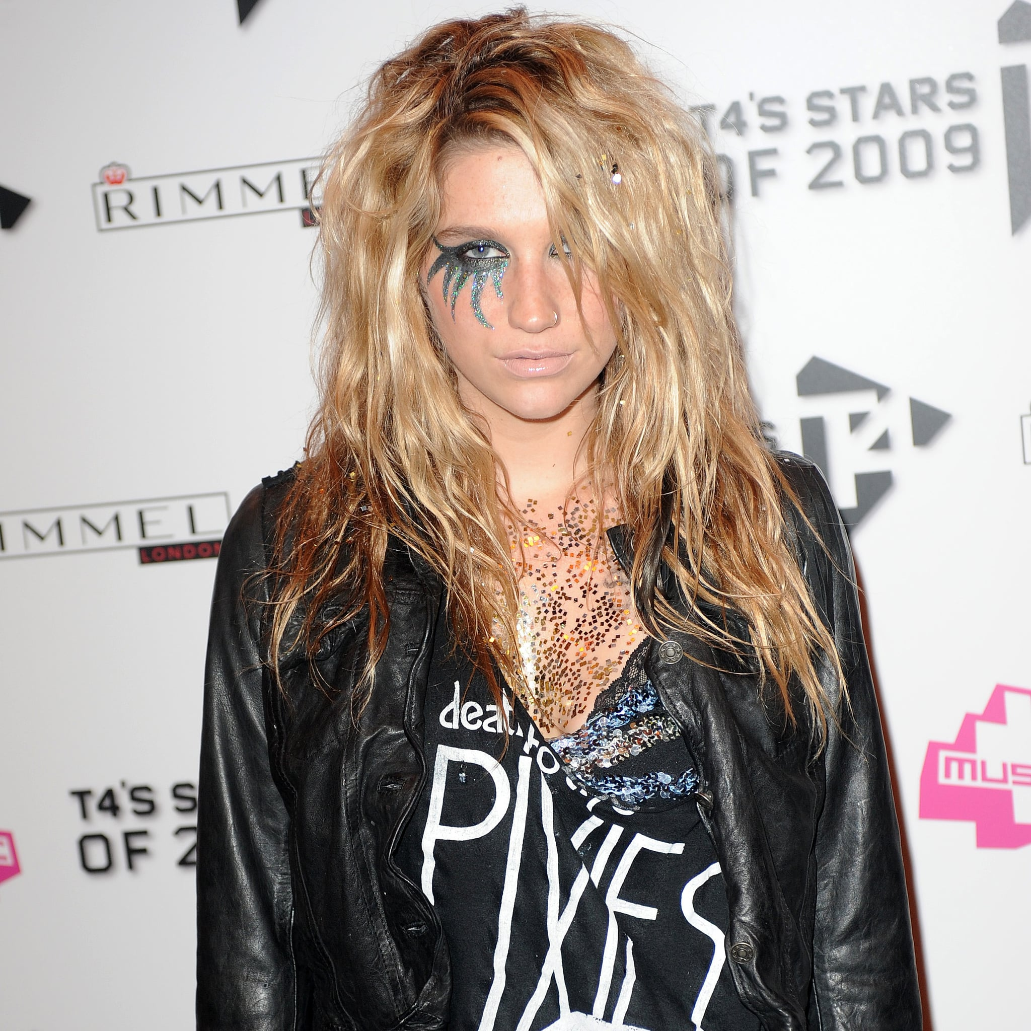 kesha through the years pictures