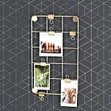 Magnetic Locker Photo Grid