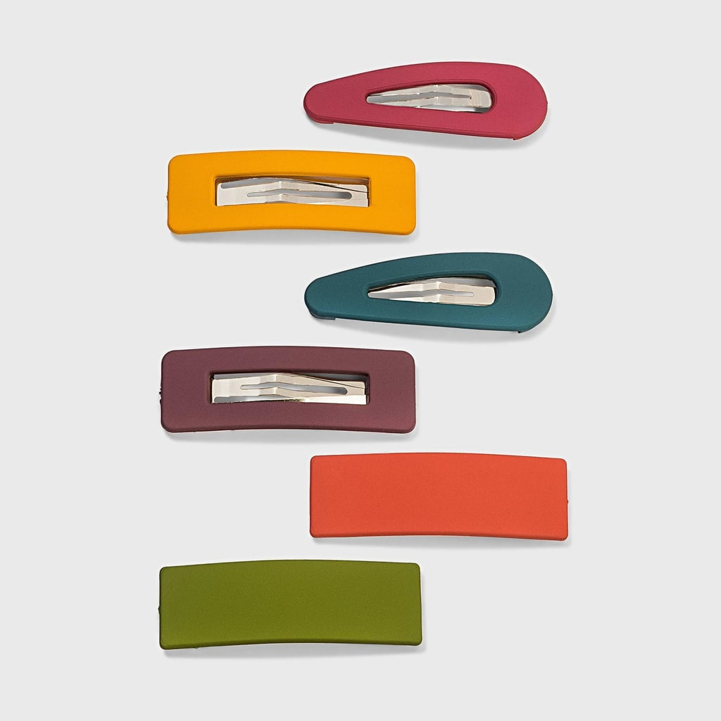 For Bold Color: Wild Fable Oval and Rectangle Snap Clips Set