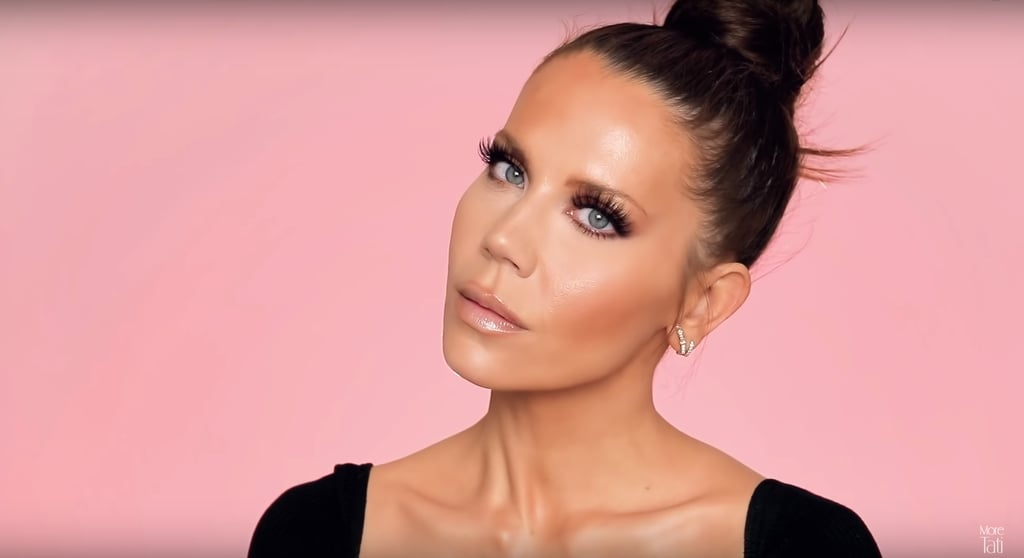 Scott Barnes's Final Makeup Look on Tati Westbrook
