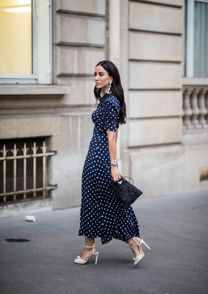 The Fall Dress Trend: Polka Dots