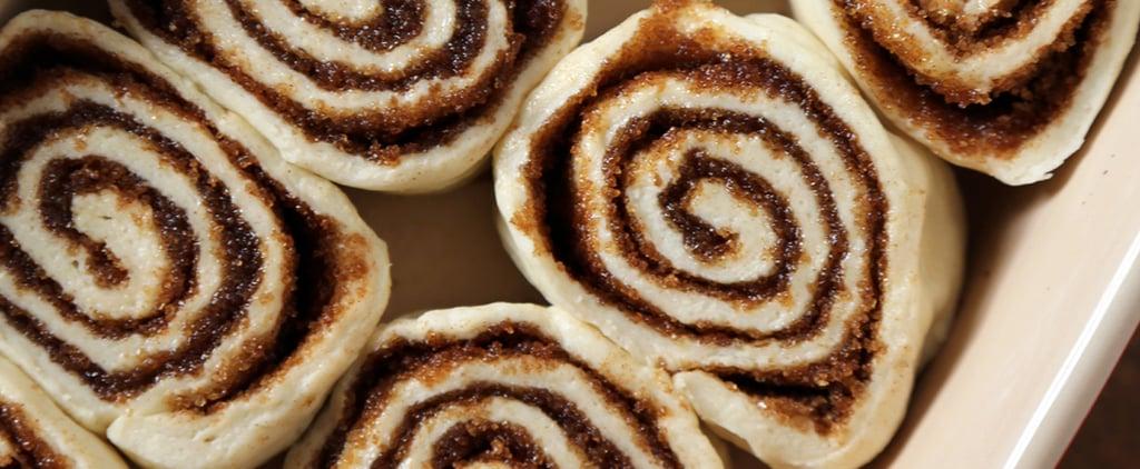 Easy Crescent Cinnamon Rolls Recipe