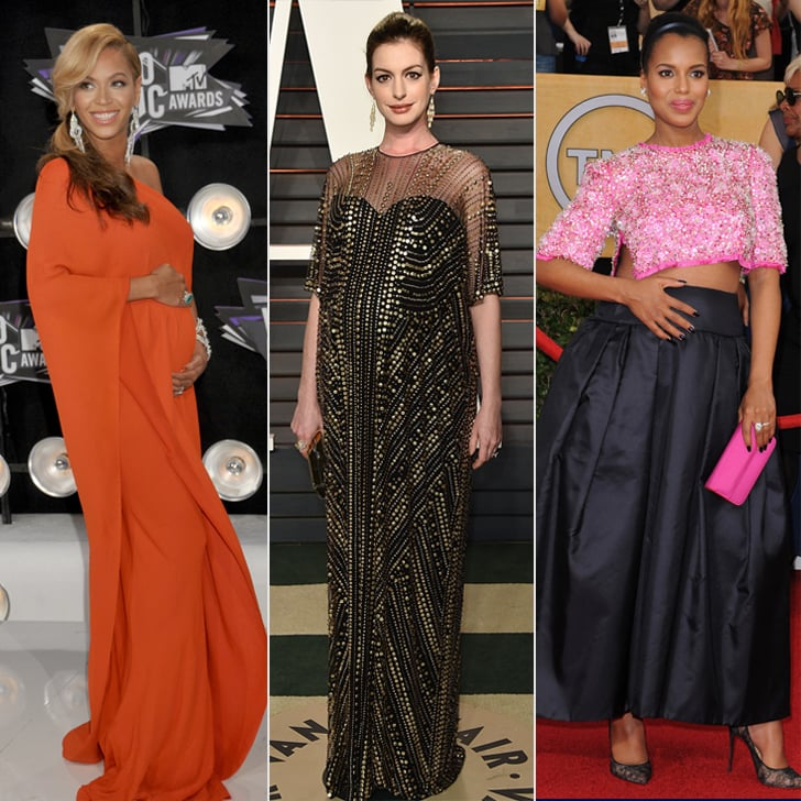 Celebrity Inspired Maternity Style, - YouTube