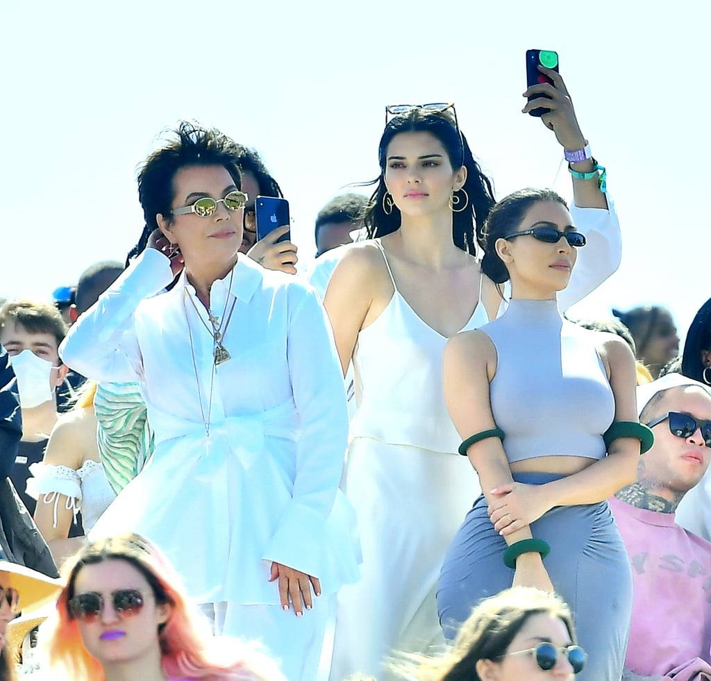 Kardashian Easter Dress Code 2019: Slips and Sneakers Only, Dolls