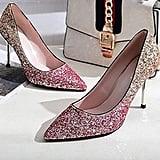 Always Pretty Glitter Heels