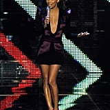 On Stage Style at the 2010 MTV Europe Music Awards