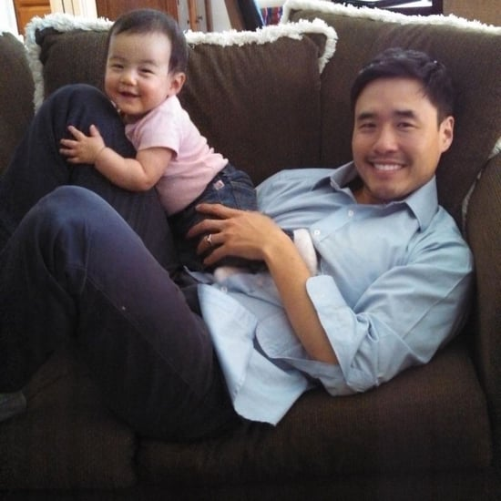How Many Kids Does Randall Park Have?