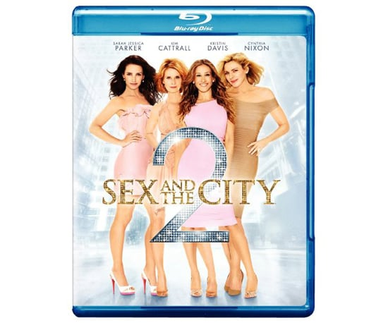 Sex and the City 2 ($33.85 for Blu-Ray)