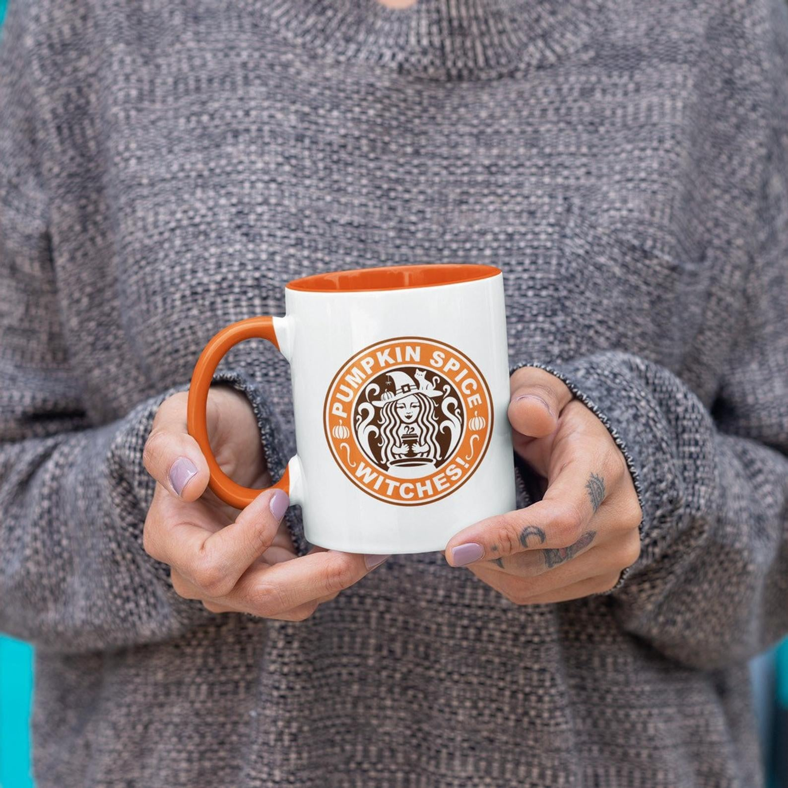 Check Out These Halloween Coffee Mugs Popsugar Food