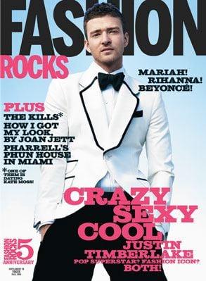 Justin Timberlake in William Rast