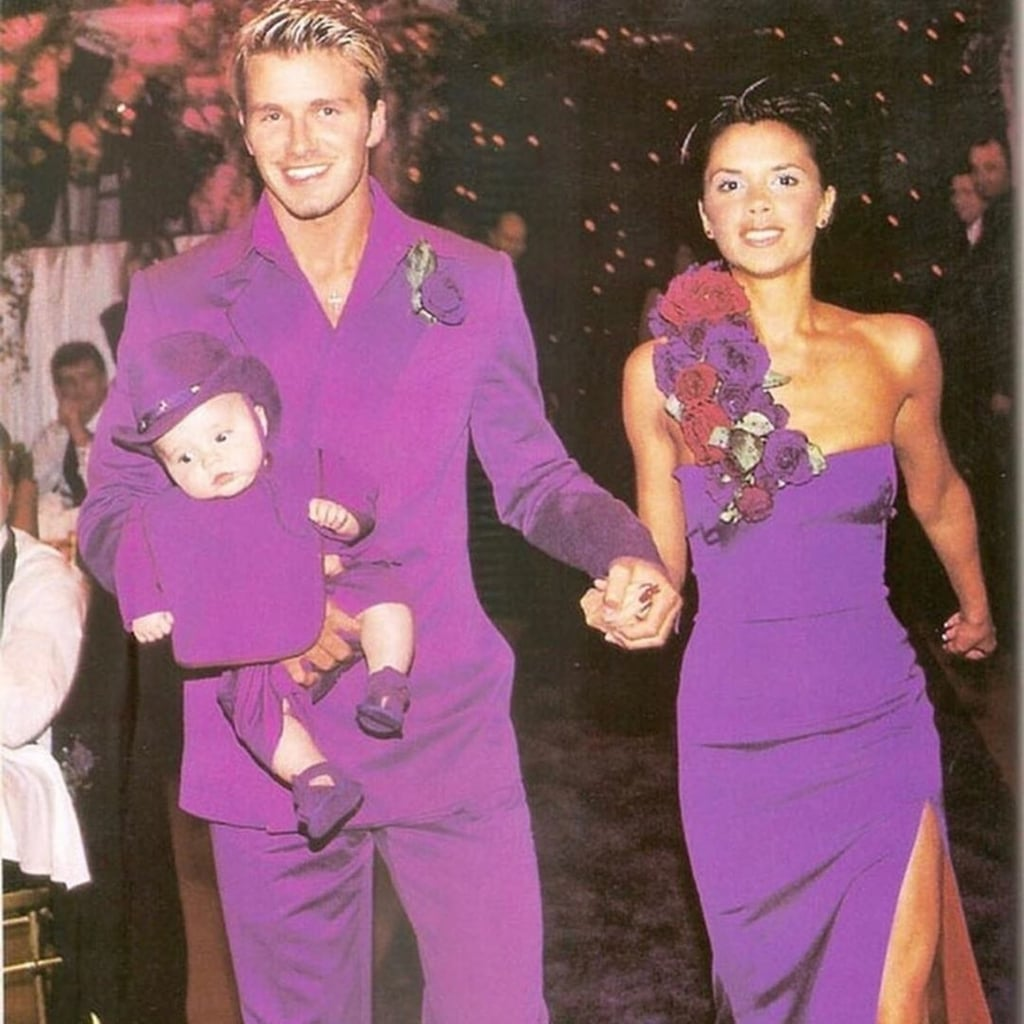 David and Victoria Beckham 20th Wedding Anniversary