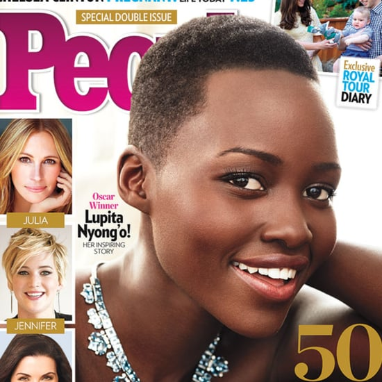 Lupita Nyong'o Is People's Most Beautiful Person   Video