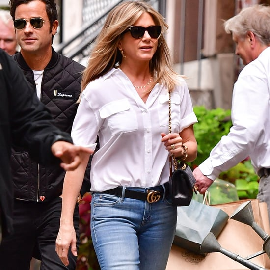 Jennifer Aniston Bag Style
