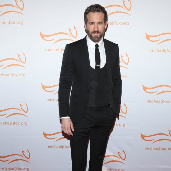 Watch Ryan Reynolds Share TMI About Baby James's First Fever