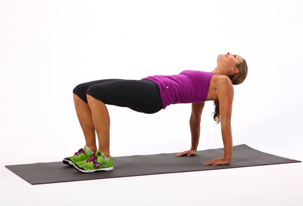 Upper Body and Lower Body: Tabletop Lift