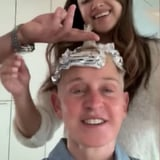 Ellen DeGeneres  Tried a New Person  to Color Her Hair, and the Story Is Straight Out of Your Nightmares