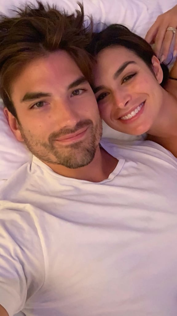 Jared Haibon and Ashley Iaconetti Honeymoon Pictures