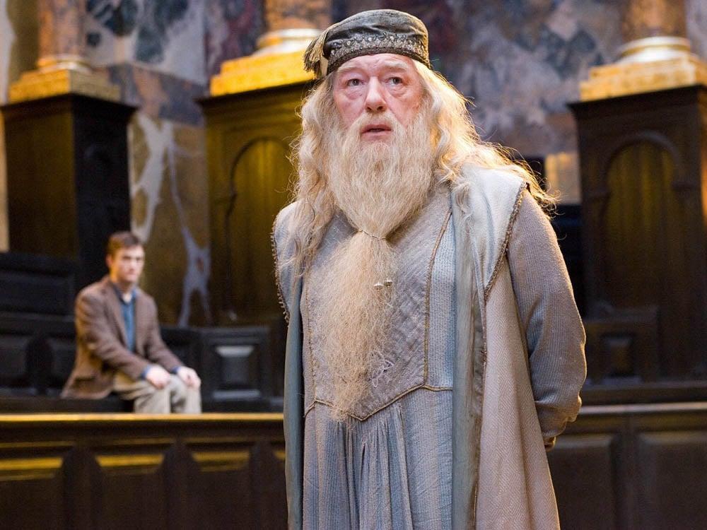 Men can rock jewellery, too — just ask Dumbledore's beard bangle.