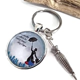 Mary Poppins Keyring