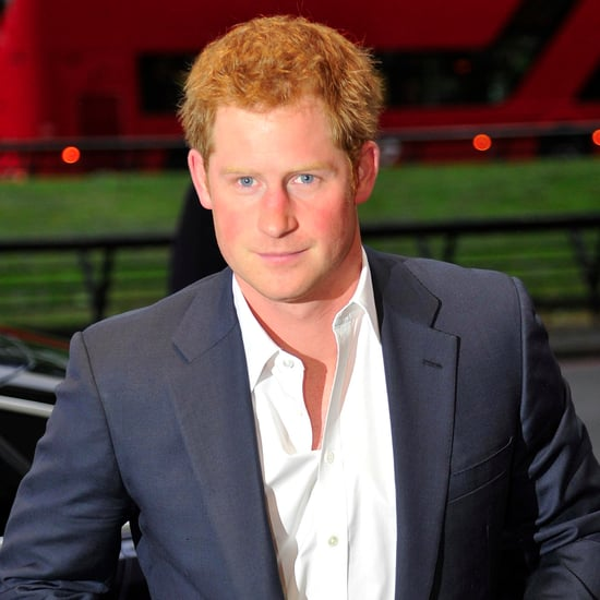 Prince Harry at the Sentebale Summer Party in London