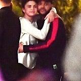 They Took Their Romance to Disneyland