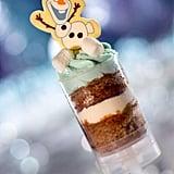Olaf Cake Push-Pop