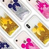Liquid Glitter Phone Cover Case