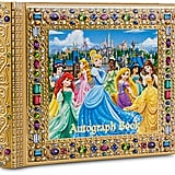 Disney Princess Deluxe Autograph Book and Photo Album