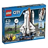 For 8-Year-Olds: Lego City Spaceport Building Kit