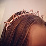 How good is this headband from Vera Xane? It's the perfect races headpiece for those who aren't so keen on fascinators.