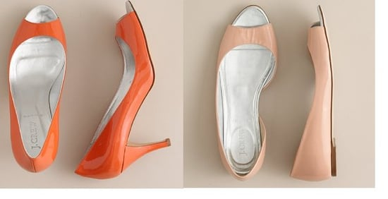 Shopping: J.Crew Does Office-Ready Patent Shoes For Spring