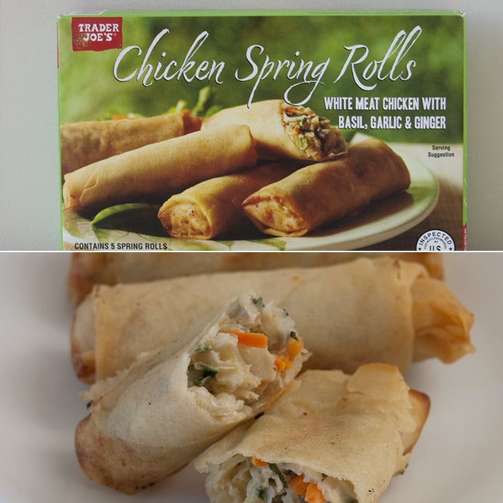 Pick Up: Chicken Spring Rolls ($4)