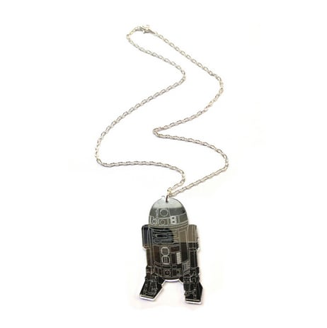 R2-D2 Necklace