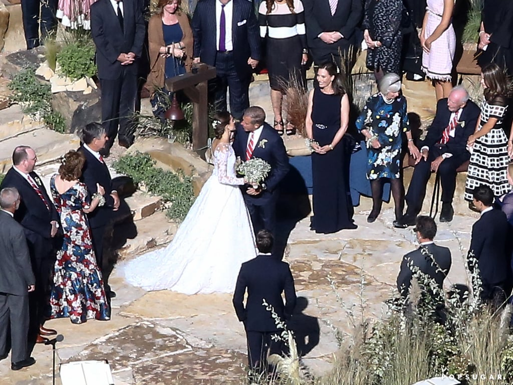 Allison Williams Wedding Pictures