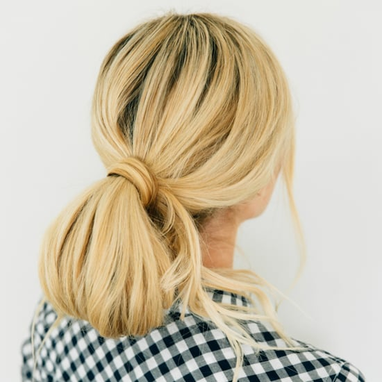 Easy Low Bun Tutorial