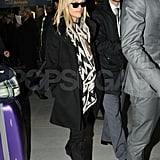 Reese Witherspoon arrived in Paris.