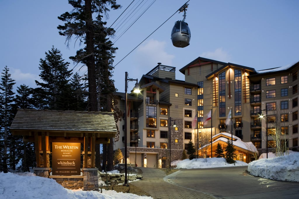 The Westin Monache Resort, Mammoth, CA
