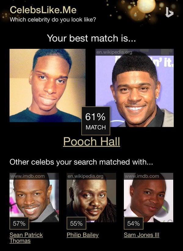 Top Celebrity Look-alike Generator