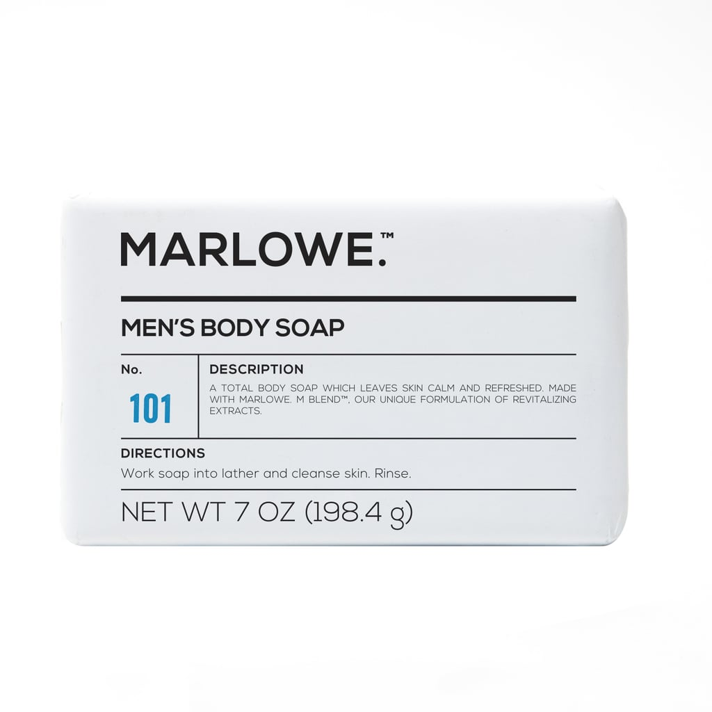 Marlowe Men's Body Soap
