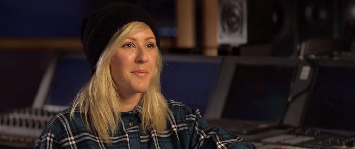 Ellie goulding your song snl celebrity