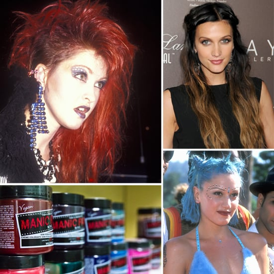 The History of Bright, Big, Bold Hair Color