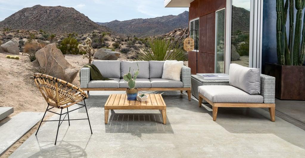 Article Urba Slate Gray Sofa