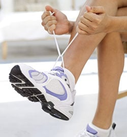Stop Shin Splints in Their Tracks