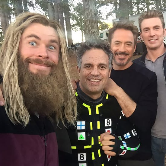 Behind-the-Scenes Photos and Videos From Avengers: Endgame