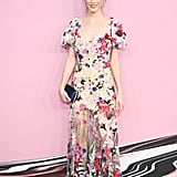 Bee Shaffer at the 2019 CFDA Awards